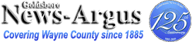 Goldsboro News-Argus: Covering Wayne County since 1885