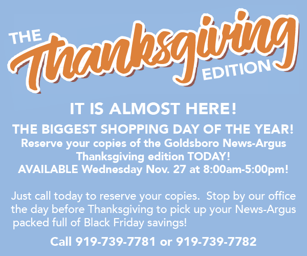 Thanksgiving Day Sale Papers!